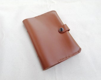 Leather passbook organizer bank book cover bank passbook leather business card organizer savings account passbook keeper business gift card book reheart Image collections