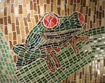 Tree Frog wall art