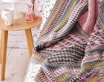 Forager's Basket Blanket