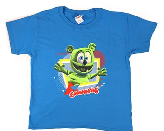 Gummibär Adult T-Shirt Fun Shapes and Colors