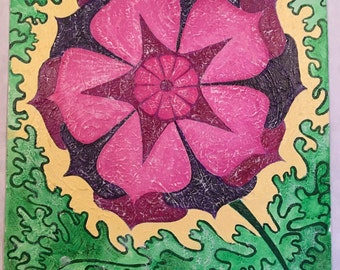 Flower Series X