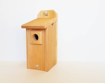 Cedar Chickadee House