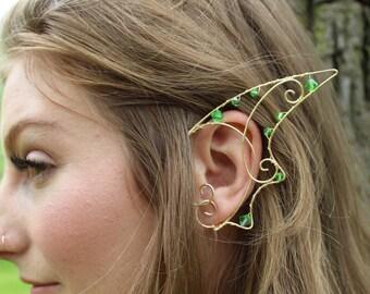 Dragon ear cuffs