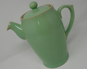 Lovatts /Langley  Early Denby Coffee Pot 1940 /50's