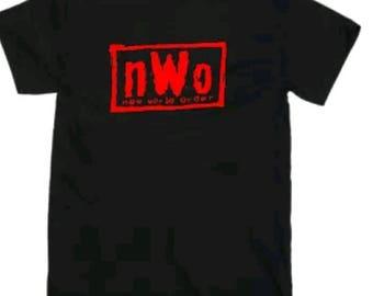 New World Order NWO Shirt