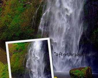 Landscape Photography-The Waterfall