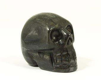 Rare and lovely Isua Skull  -  activates base chakra - ground and protects
