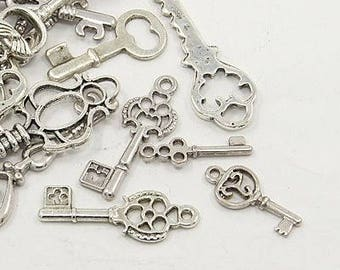 Key Mix - Set of 10 - #Keys 121