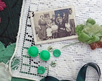 mini inspiration kit No0042 - green