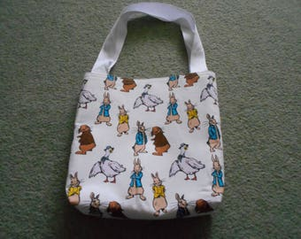 Peter Rabbit Easter gift bag