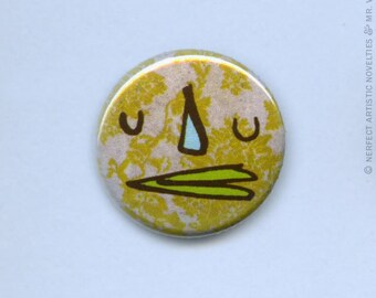 "Snoozy 1"" Pin-Back Button"