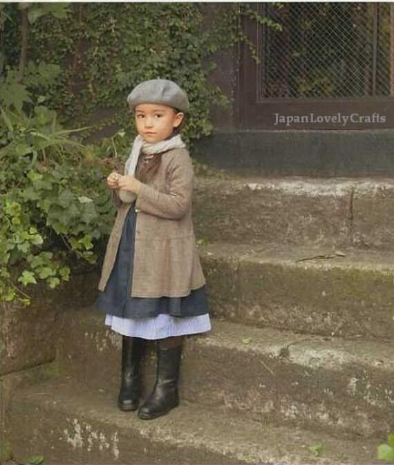 Romantische Girly Kleid Muster japanische Nähen Muster-Buch