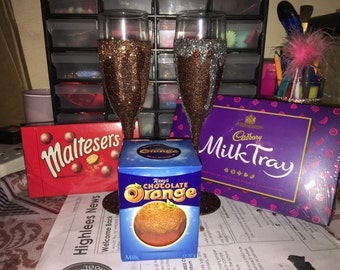 The ultimate choclate lovers Hamper