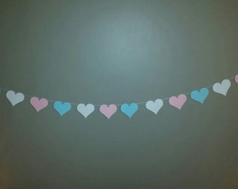Gender Reveal Heart