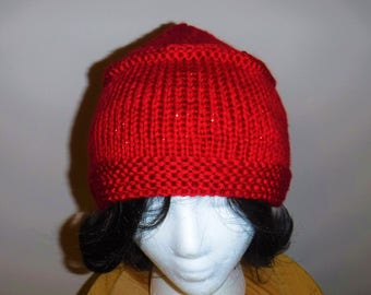 6 Colors...Sparkly Women Hats...Handmade...Women Boutique...Teen... Hand Knitted...Winter Warm...Cute...Gift Idea...Sparkly Hat...
