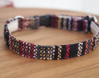 Personalized Boho Breakaway Cat Collar