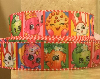 5 YDS Grocery Toy Ribbon