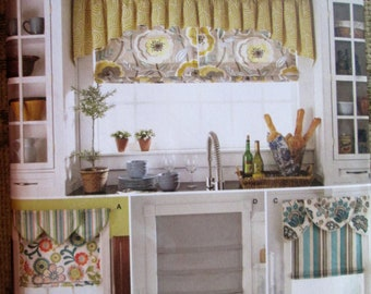 Simplicity 1684 - Window Treatments