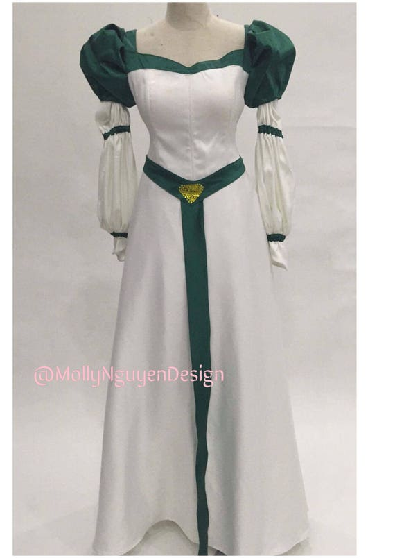 & Odette Princess costume Cosplay costume adult
