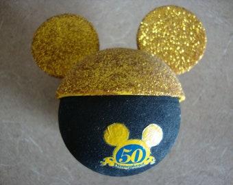 Disneyland 50th Anniversary Antenna Ball. Never Used. Perfect condition