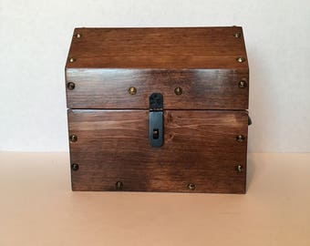 Rustic Handcrafted Chest