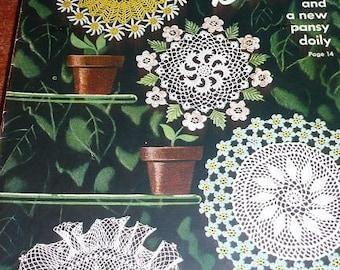 Vintage Doilies Crocheting Books You Choose
