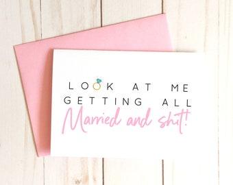 Bridesmaid Card, Bridesmaid Proposal, For Bridesmaid Box, Proposal Box, Maid of Honor Card