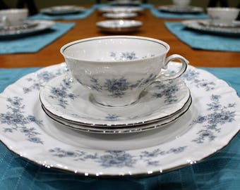 "Winterling Bavaria Germany China, ""Renaissance"" Pattern, 29 pieces"
