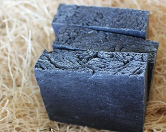 Activated Charcoal Skincare Soap | Natural Cleasner for Face | Anti Aging Soap | Vegan Friendly Soap | Organic Skincare | Acne Soap