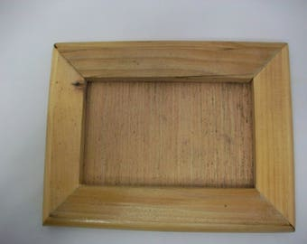 Rustic Country Wooden Picture Frame