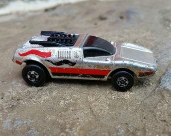 Matchbox Mod Rod (Silver Streak) Superfast 1975