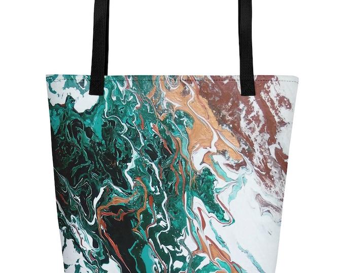 "Aalia 16"" x 20"" Beach Bag"