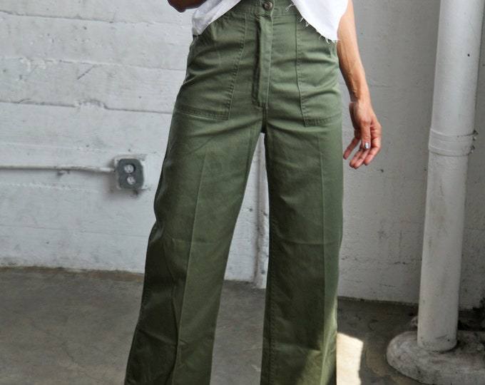 70s Military Fatigues