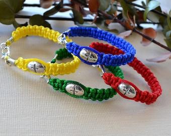 Boys Christian Knotted Bracelets/Fundraiser