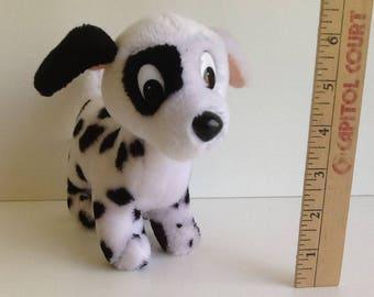 Vintage Applause Disney 101 DALMATIONS Puppy Plush
