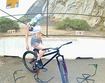 Mountain Bike bike stands, downhill, freeride, DJ, 4X
