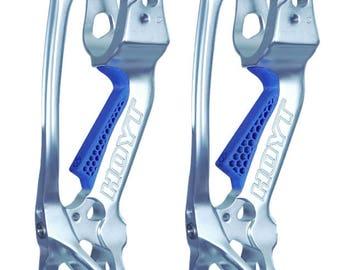 Pair - 10º &  15º UltraGrip for Hoyt Target Bows