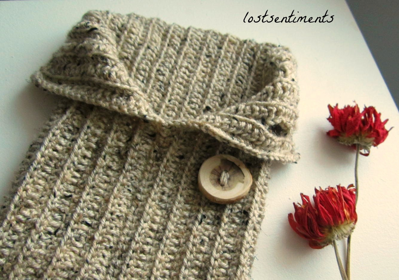 PATTERN Newborn Baby Crochet Cocoon V Flap Opening Instant