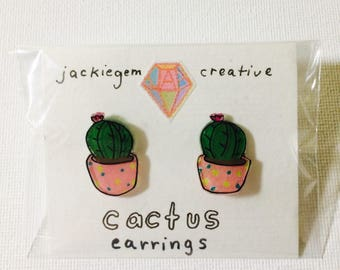 jackiegem earrings