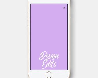 Design Edits