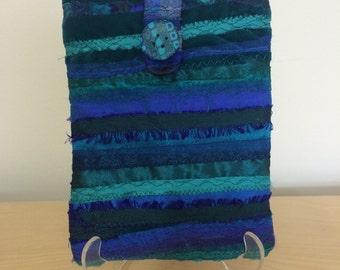Textile iPad and Kindle Sleeve