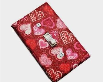 Valentine's Day Decor   Valentine Heart Decor   Decorative Light Switch Cover   Valentine's Home Decor   Suiteplat