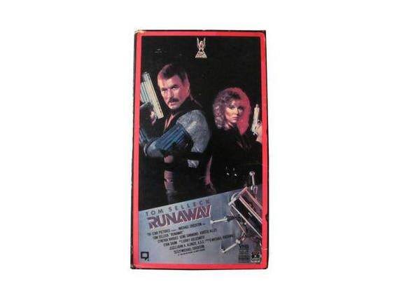 Runaway VHS