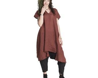 Tina Givens PATTERN - Isabelle Tunic + Dress - Sizes XS to XXL