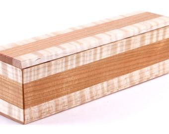 Pen Case | Wood Pen Box | Handmade Box | Case for Pens | Custom Wood Box | Pen Gift Box | Wooden Gift Box |