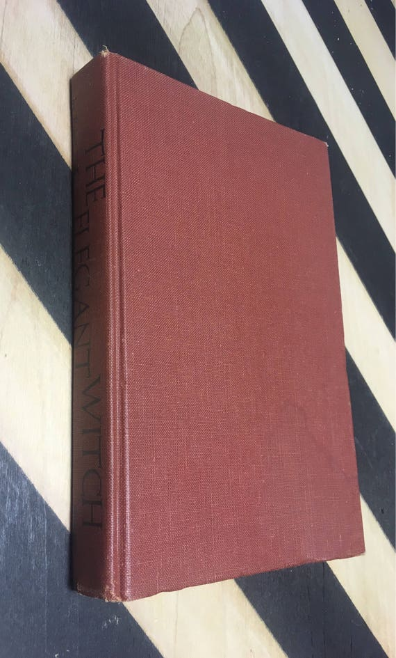The Elegant Witch by Robert Neill (Hardcover, 1952) vintage book
