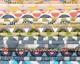 PRESALE: Quilter's Pack (fat qtrs.) - Imagined Landscapes by Jen Hewett for Cotton + Steel