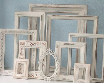 Custom Painted Picture Frames
