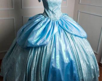 Cinderella Ballgown  - Princess Cinderella _ Disney Costume