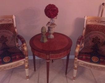 Vintage Versace  Armchairs
